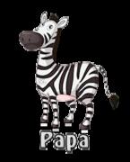 Papa - DancingZebra