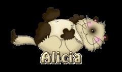 Alicia - KittySitUps