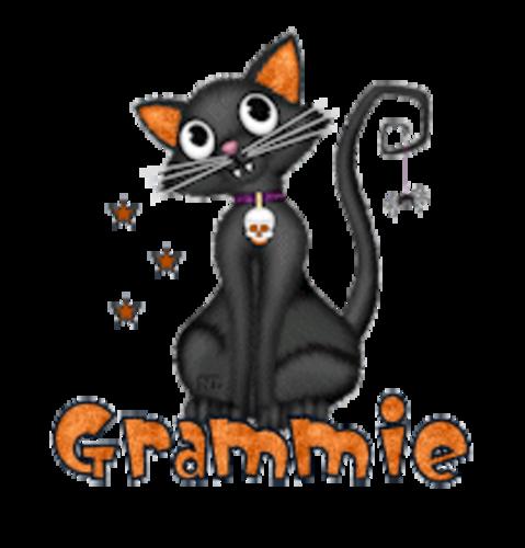 Grammie - HalloweenKittySitting