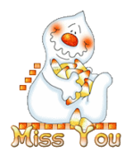 Miss You - CandyCornGhost