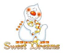 Sweet Dreams - CandyCornGhost