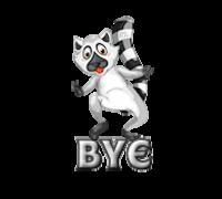 Bye - RaccoonStepOnName