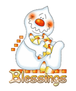 Blessings - CandyCornGhost