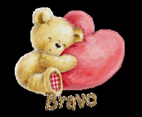 Bravo - ValentineBear2016