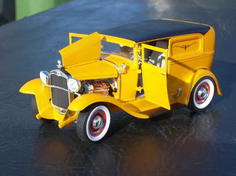 1930 ford model a sedan delivery rod Modela030-vi