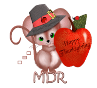 MDR - ThanksgivingMouse
