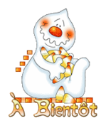 A Bientot - CandyCornGhost