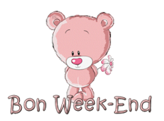Bon Week-End - ShyTeddy