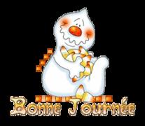 Bonne Journee - CandyCornGhost