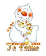 Je t'aime - CandyCornGhost