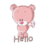 Hello - ShyTeddy