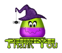 Thank You - CandyCornWitch