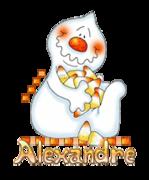 Alexandre - CandyCornGhost
