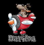Marilou - DogFlyingPlane