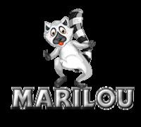 Marilou - RaccoonStepOnName