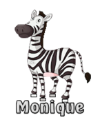 Monique - DancingZebra