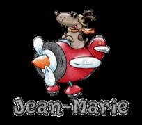 Jean-Marie - DogFlyingPlane