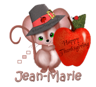 Jean-Marie - ThanksgivingMouse
