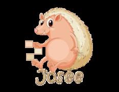 Josee - CutePorcupine