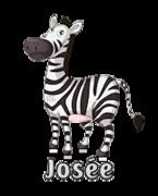 Josee - DancingZebra