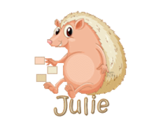 Julie - CutePorcupine