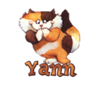 Yann - GigglingKitten