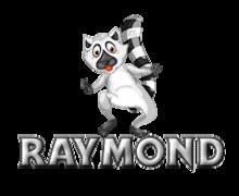 Raymond - RaccoonStepOnName
