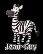 Jean-Guy - DancingZebra