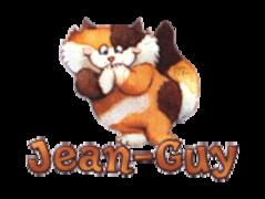 Jean-Guy - GigglingKitten