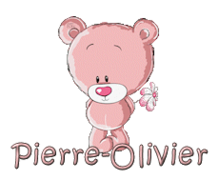 Pierre-Olivier - ShyTeddy
