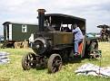 """1913. Works number 3510. Registration M 4673. Wagon. """"The Icklingham Flyer"""" Original paintwork."""