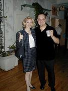 Courtney and Jonathan Perkel