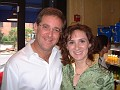 Marc Bell and Courtney Pulitzer