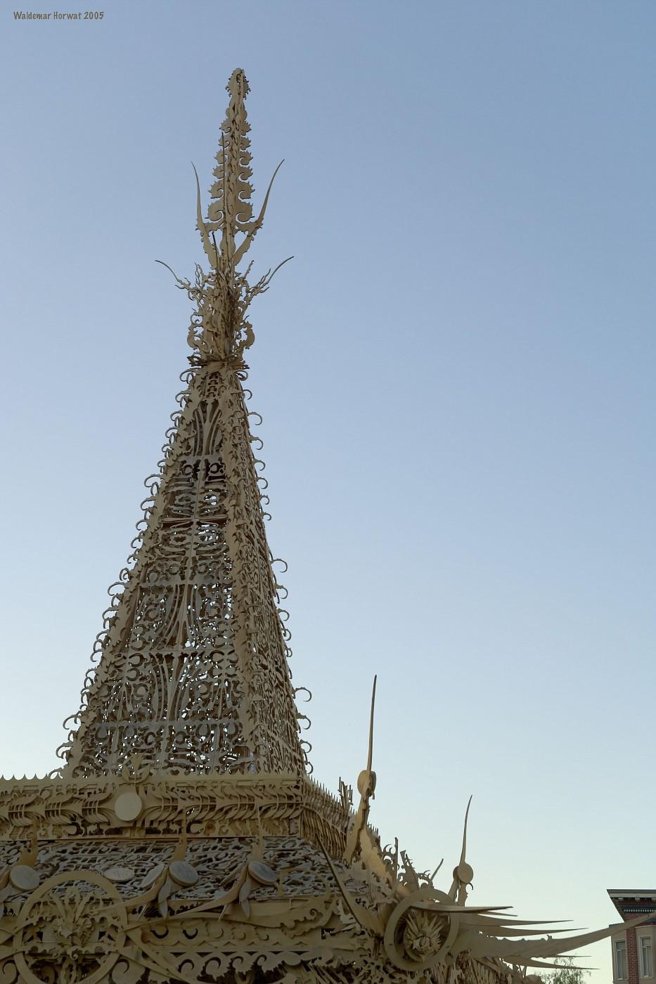 David Best's Temple