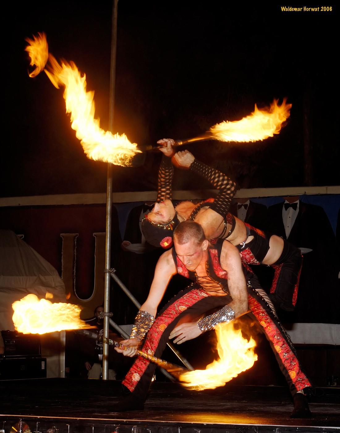 Sexy Bitch & Flame Gypsy
