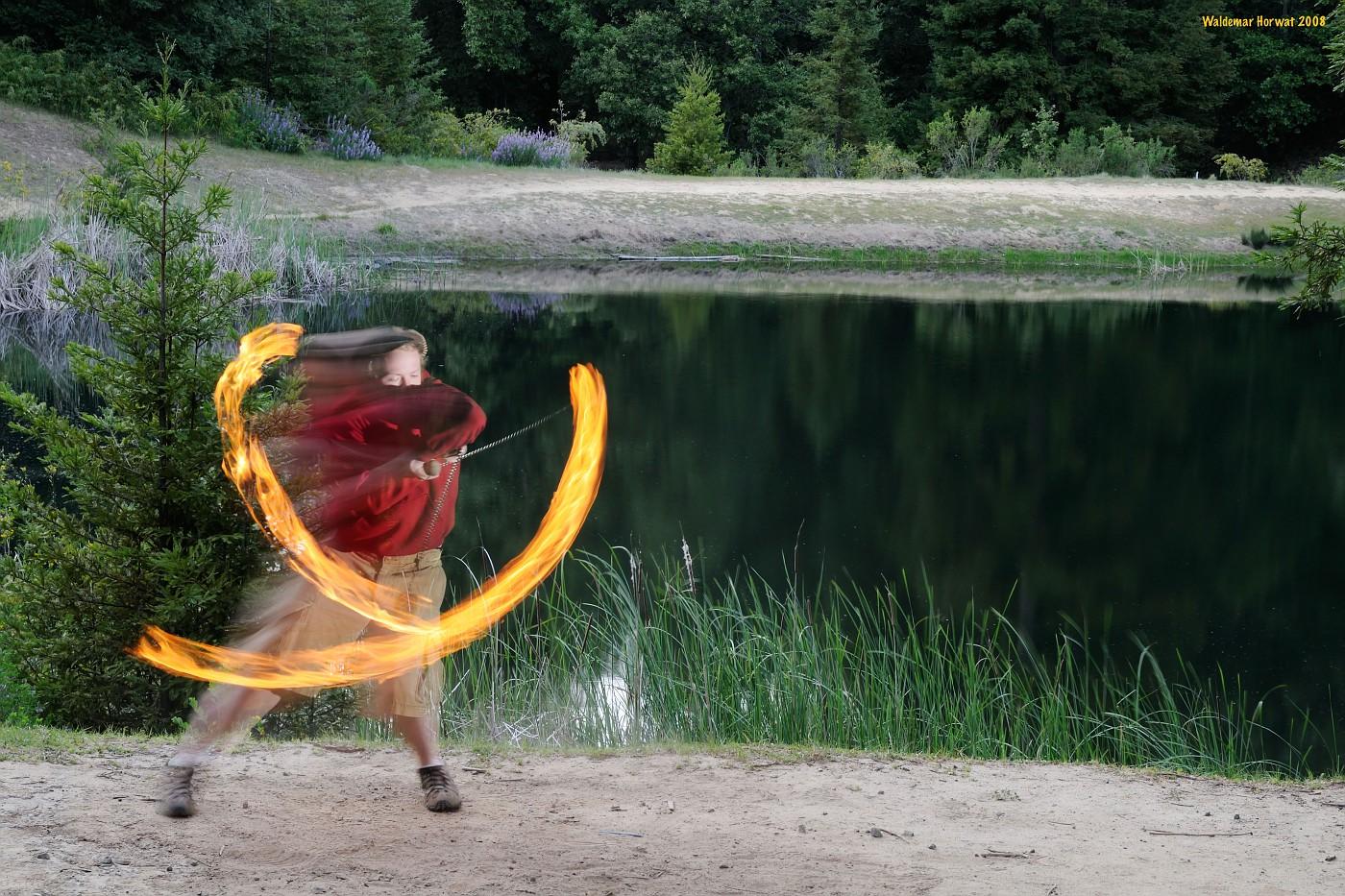 Rovo Lake Dancing