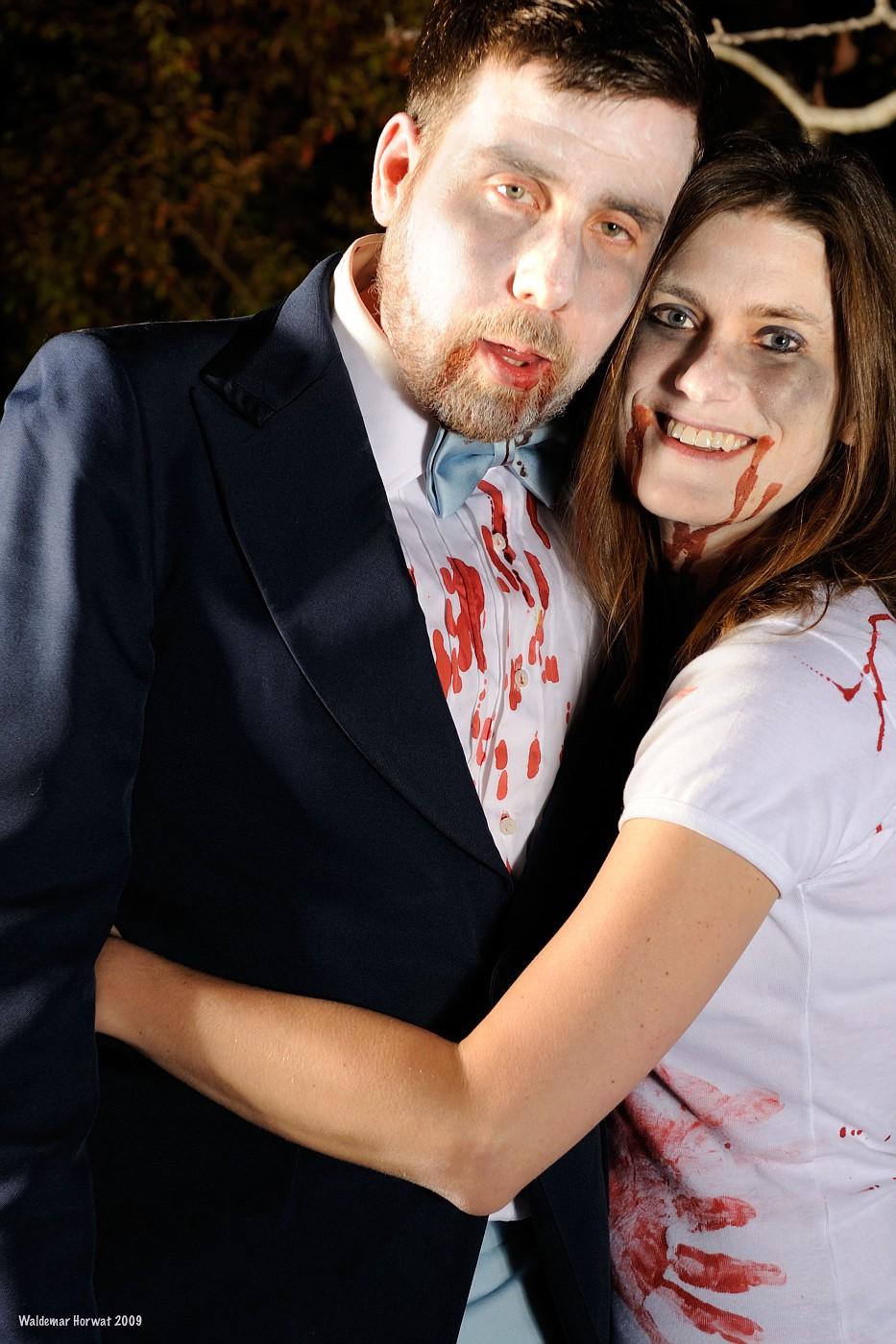 Brett and Jennifer