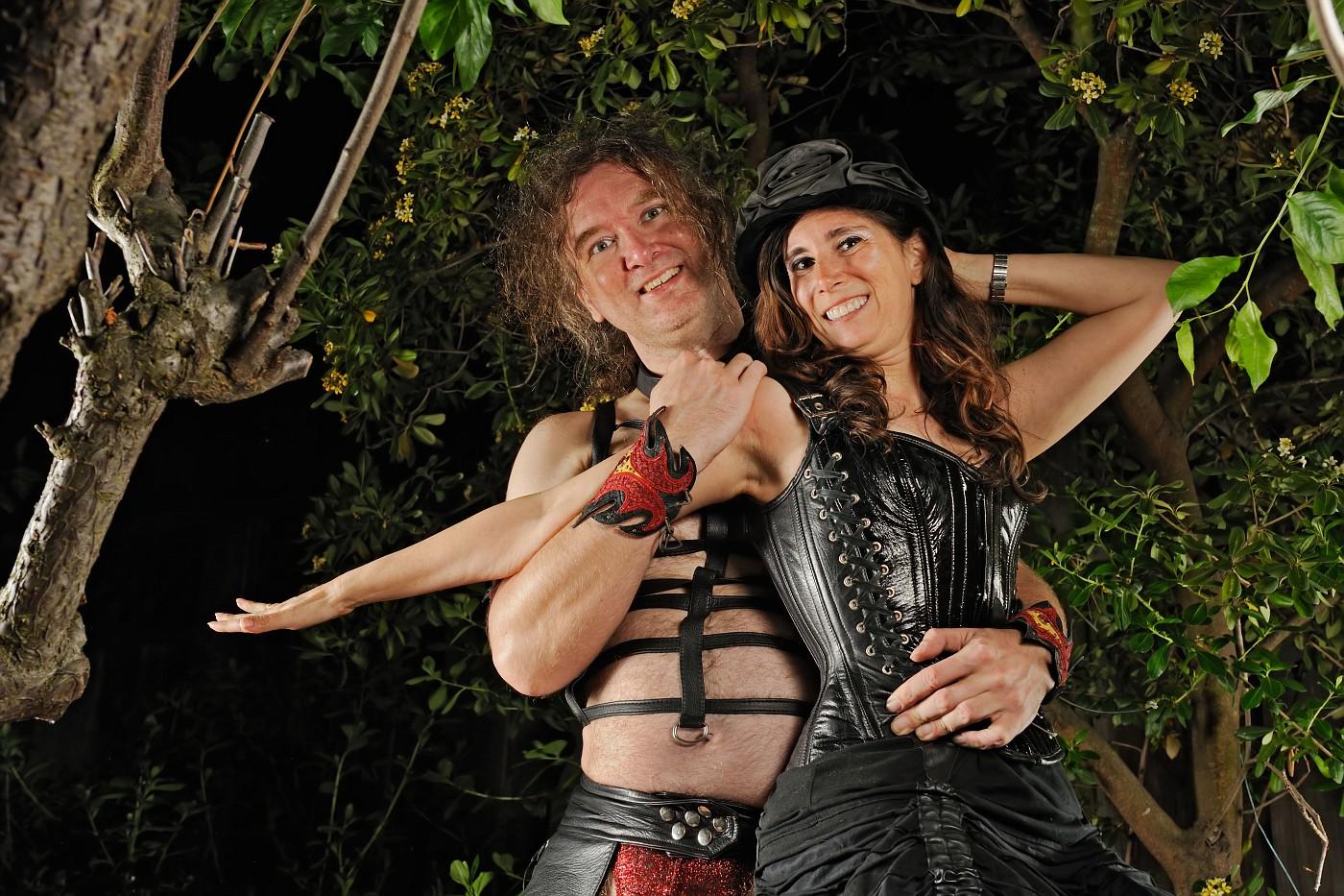 Melanie and Waldemar
