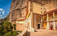 Mega Spileo Monastery