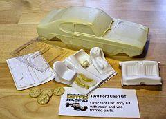 BK-009 1:24 Ford Capri GT