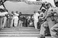 Duvalier s'adressant aux VSN