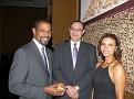 Consul General Jamaica CP Ricardo Allicock, Francois Adrien, Alexandra Lumarque.