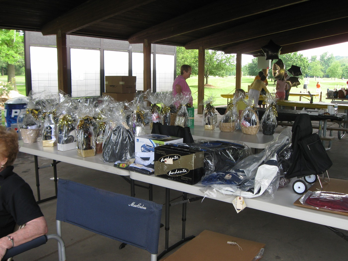 Prize Tables