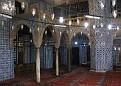 Inside Rüstem Pasha Mosque