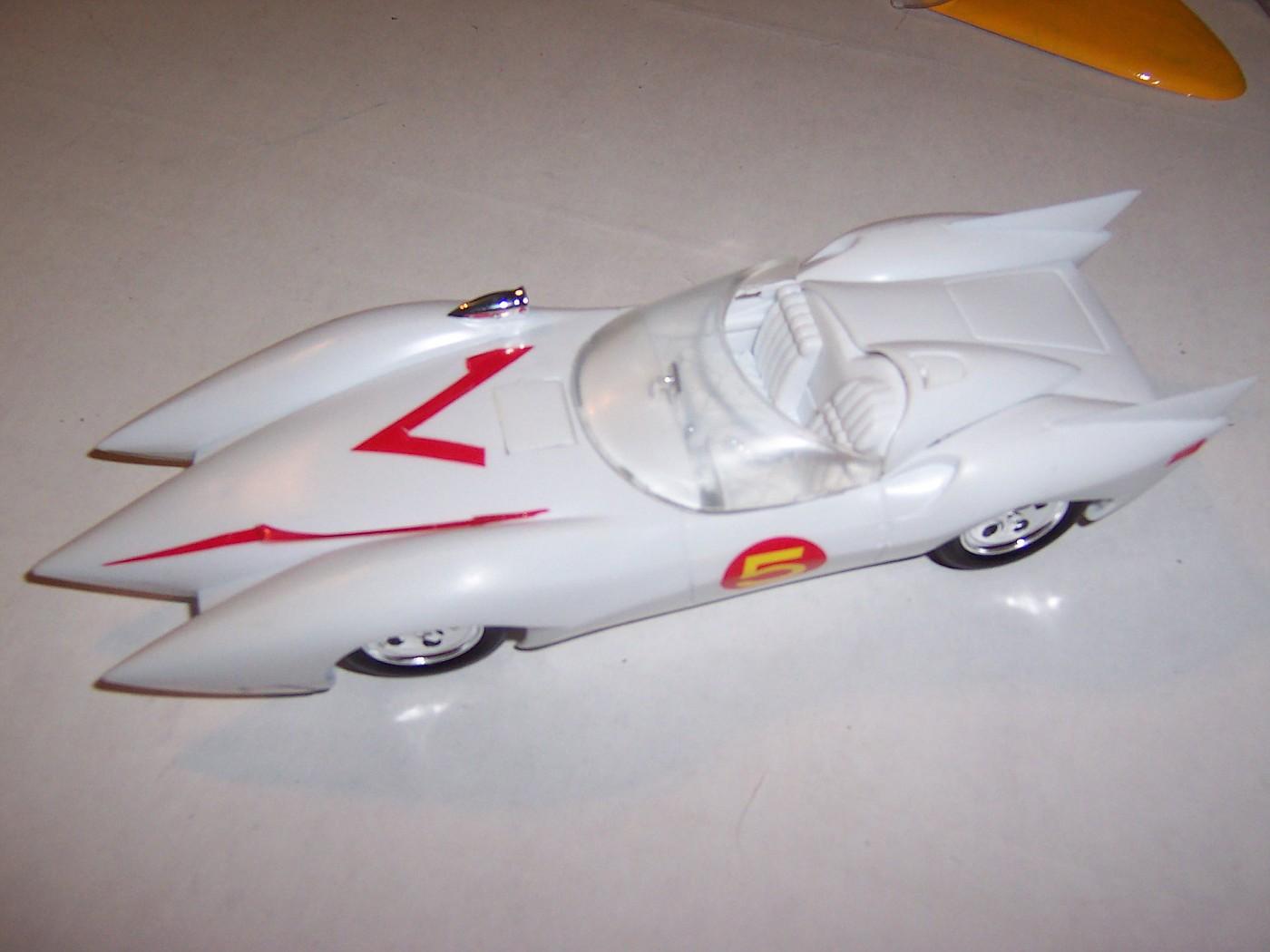 #030 Speed Racer's Mach V