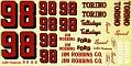 1969 LeeRoy Yarbrough JNJ #199  749