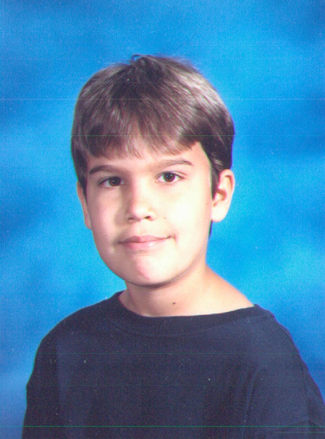 Jordan - 3rd Grade