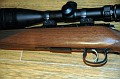 """The magazine on the 17 HMR usually hangs down about 3/4"""". Very ugly! I shortened it so it fits flush."""