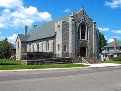 BEACON FALLS - Saint Michael Church (1942)