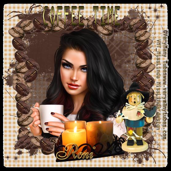 COFFEE/TEA TAGS CoffeeTime_roni-vi